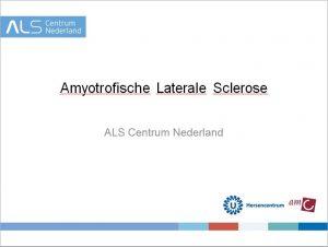 Basispresentatie ALS